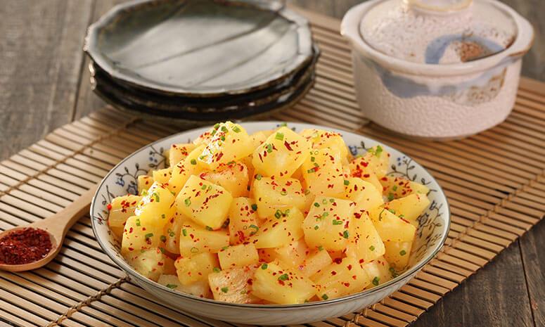 Pineapple Kimchi Recipe