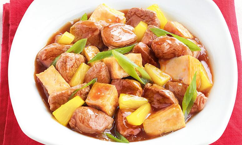 Pork Piña Stew Recipe