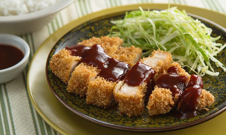 Pork Tonkatsu Recipe