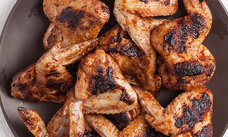 Portuguese Style Chili Chicken Wings Recipe