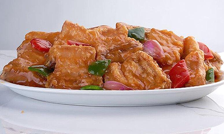QNE Sweet and Sour Pork Recipe