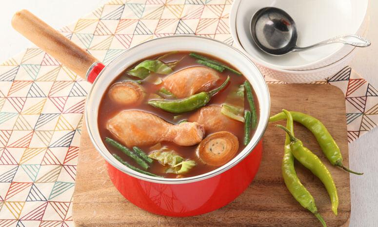 DEL MONTE Red Sinampalukang Manok Recipe