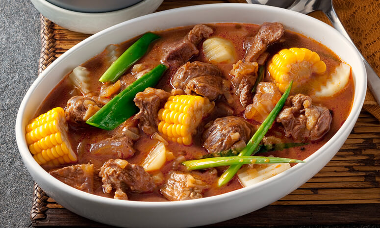 Del Monte Red Beef Bulalo Recipe