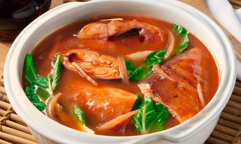 Red Pesang Bangus Recipe