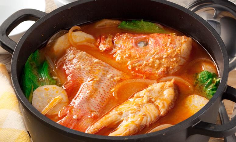 Red Sinigang na Isda sa Miso Recipe