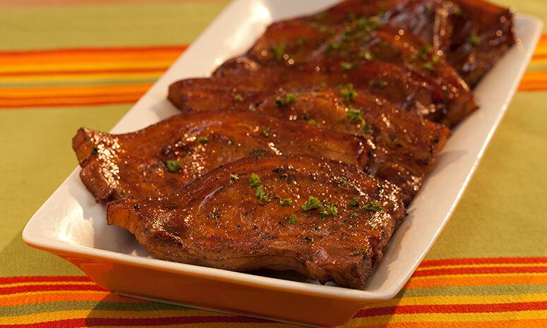 Savory Pork Chop Recipe