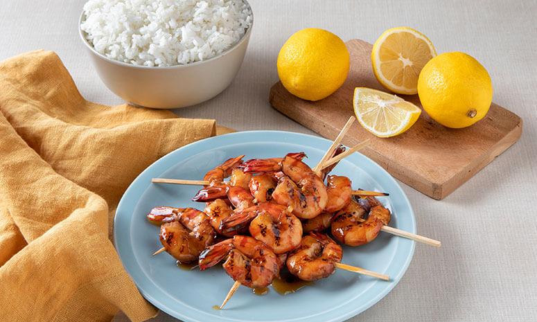 Shrimp Barbecue Recipe