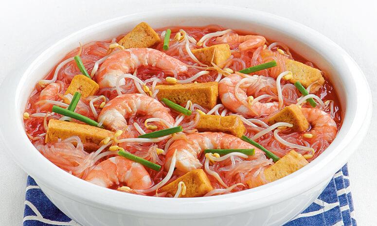 Shrimp Sotanghon Recipe