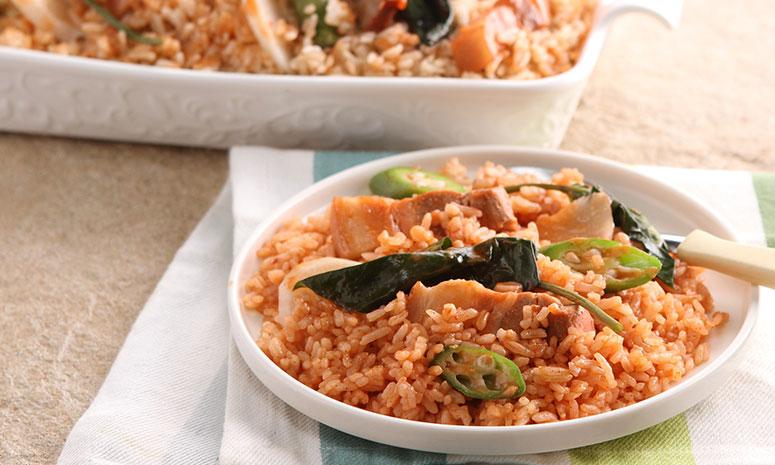 Sinigang Fried Rice Recipe