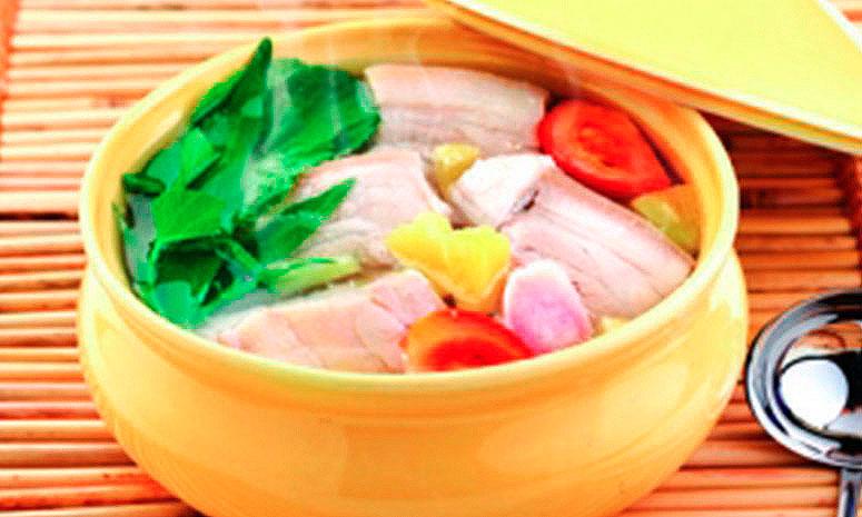 Sinigang sa Pinya Recipe