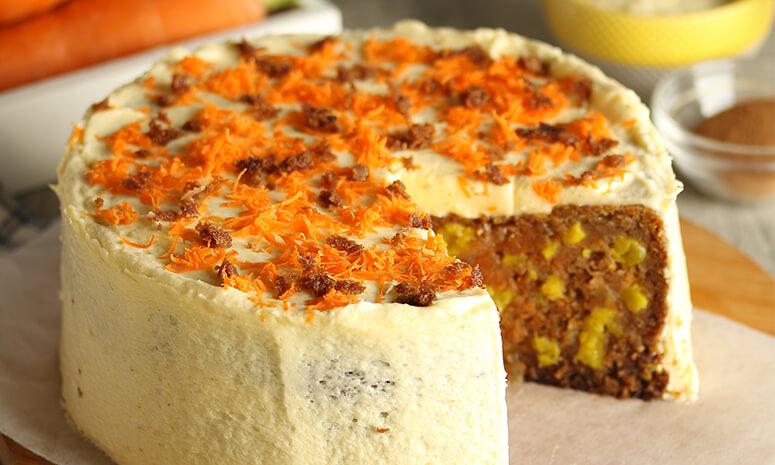 Steamed Carrot Cake Recipe