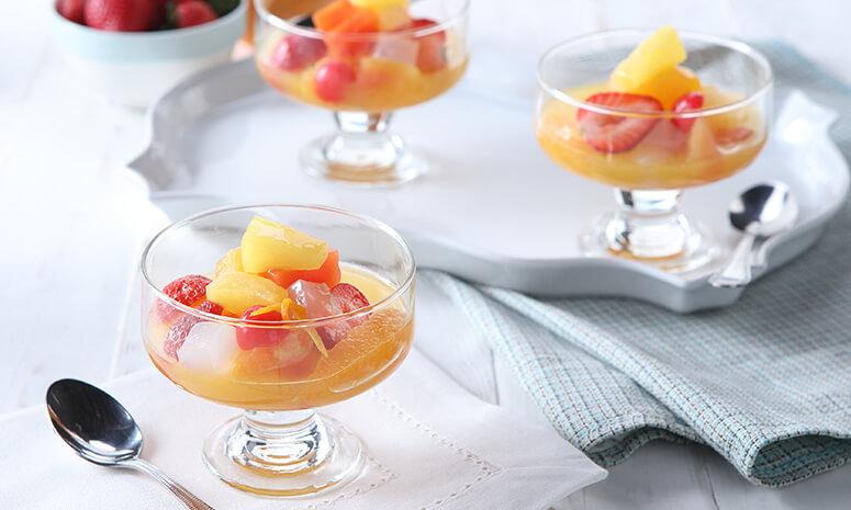 Summer Fruit Delight Recipe