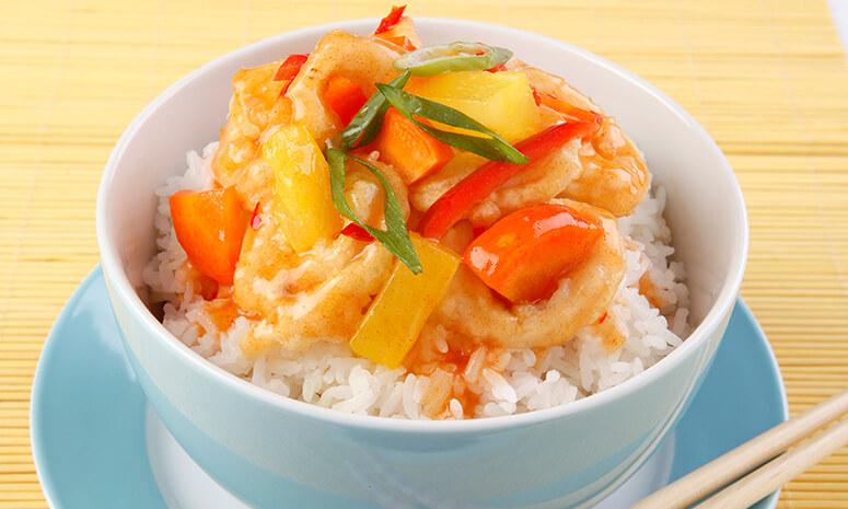 Sweet and Sour Calamares Recipe