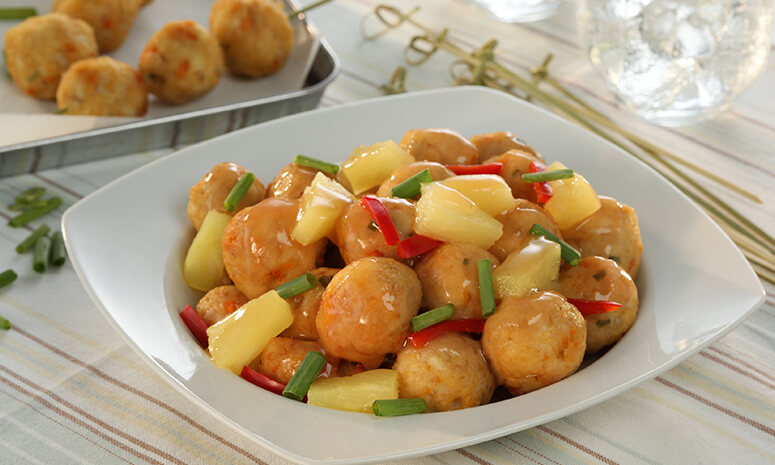 Sweet and Sour Fishballs Recipe