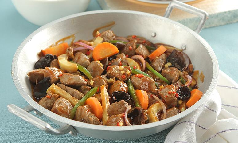 Szechuan Pork Recipe