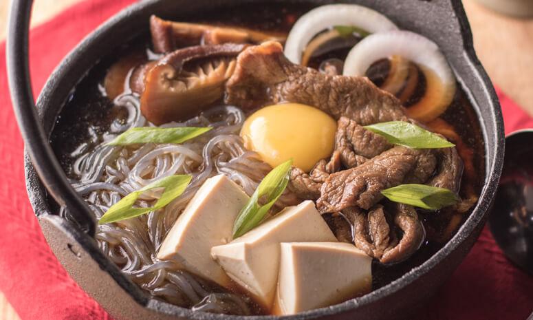 Tapsilog Sukiyaki Recipe
