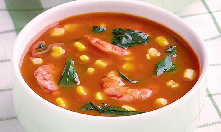 Tomato Curry Soup Recipe