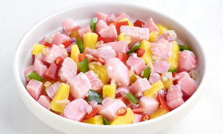Tuna Kinilaw Espesyal Recipe