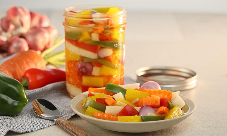 Vegetable Atchara Recipe
