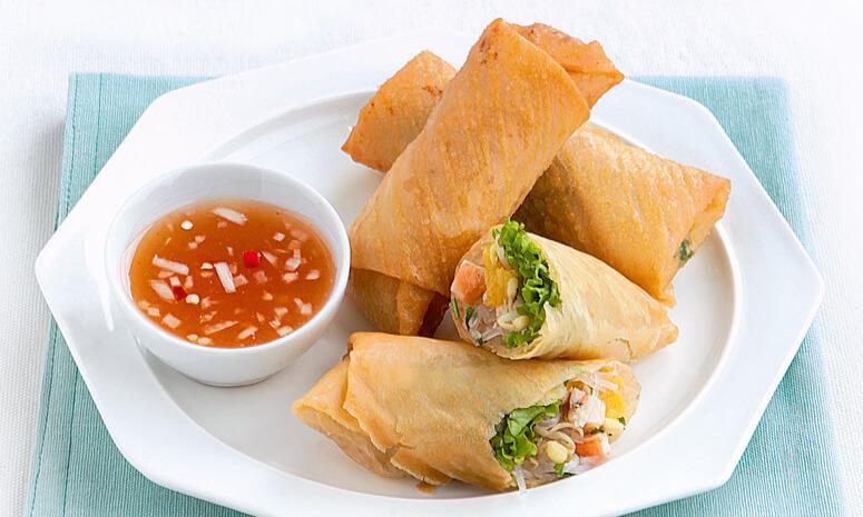 Vietnamese Spring Rolls Recipe