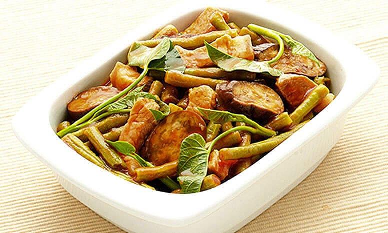 Adobong Gulay at Karne Recipe