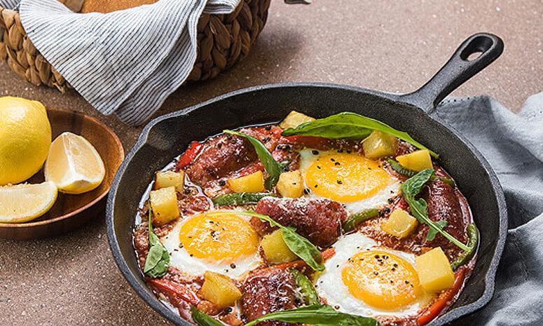 Baked Longganisa Casserole Recipe