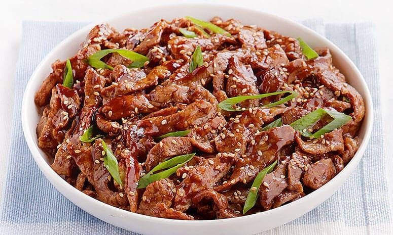 QNE Beef BBQ Teriyaki Recipe