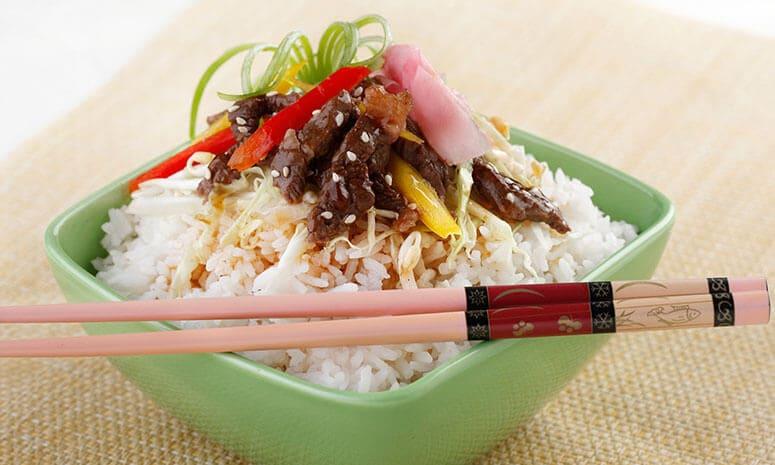 Beef Teriyakidon Recipe