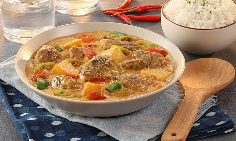 Beef Tomato Curry Recipe