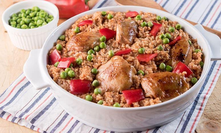 Caldereta Arroz Valenciana Recipe