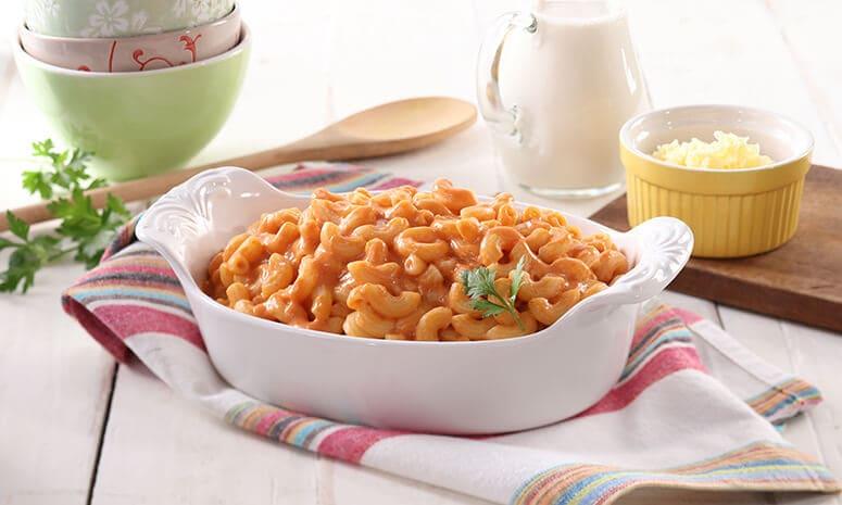Cheesy Macaroni Recipe