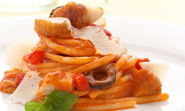 Chicken Cacciatore Pasta Recipe