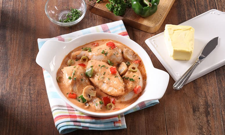 Chicken Festive Recipe