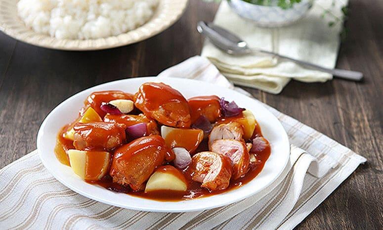 Chicken Mechado Recipe