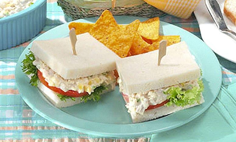 Chicken Sandwich Supreme Recipe