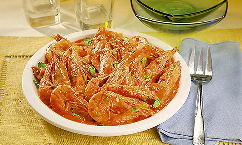 Chili Shrimps Recipe