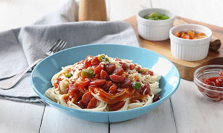 Chorizo Spaghetti Recipe