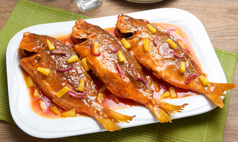 Easy Sweet and Sour Fish Recipe