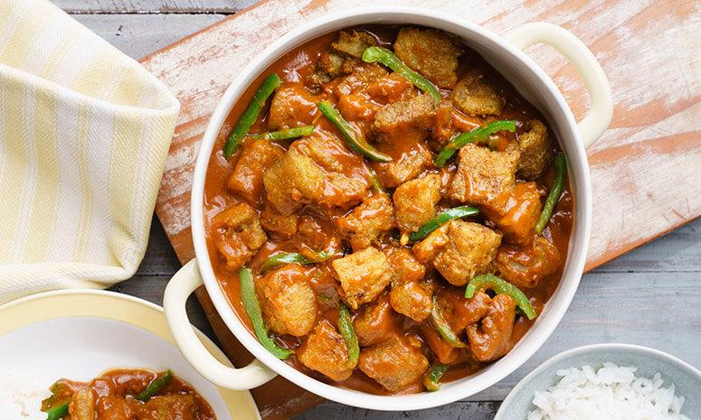 Fish Curry Stew Recipe