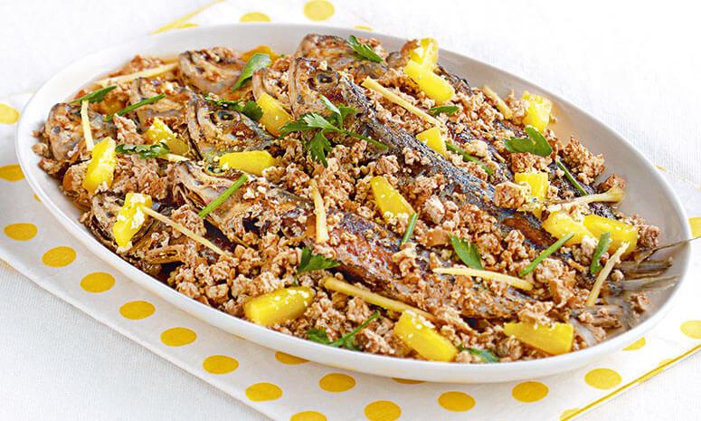 Fish Piña Tocho Recipe