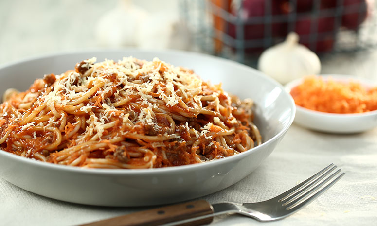 Golden Spaghetti Recipe