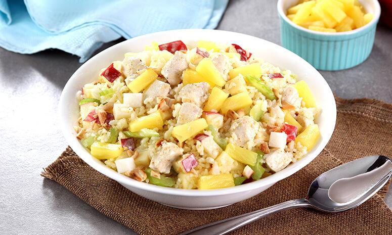 Oriental Rice Salad Recipe
