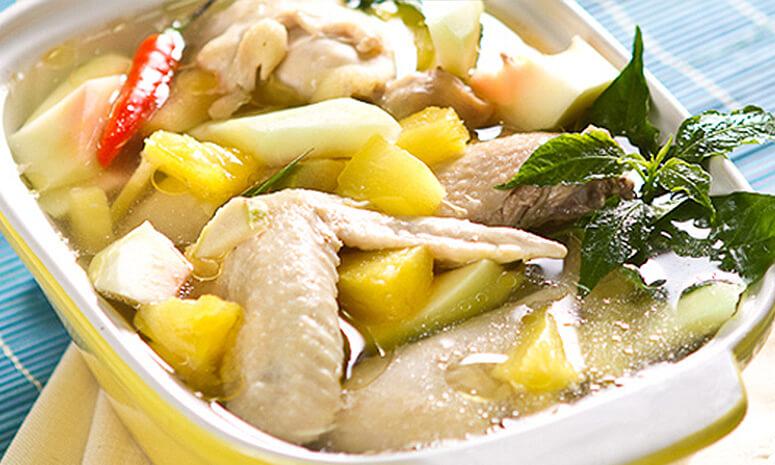 Pine Chicken Tinola Recipe