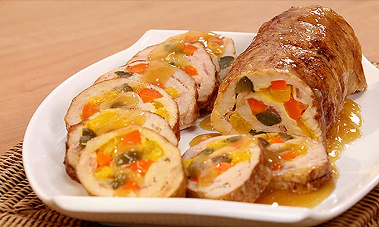 Pork Piña Hamonado Recipe (Party)