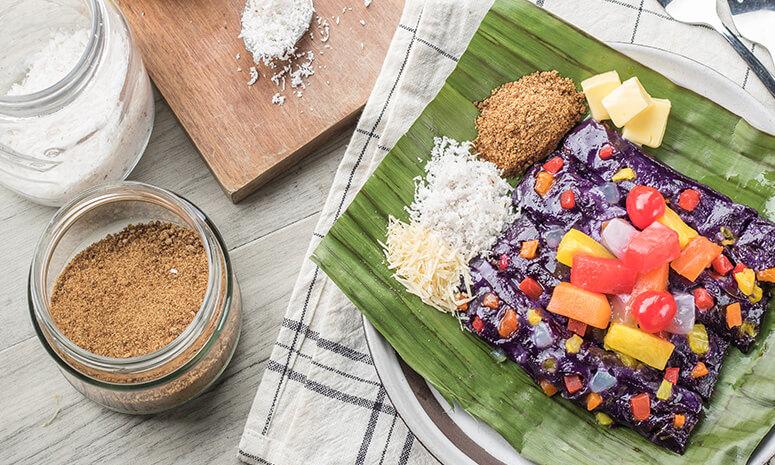 Puto Bumbong Fiesta Recipe