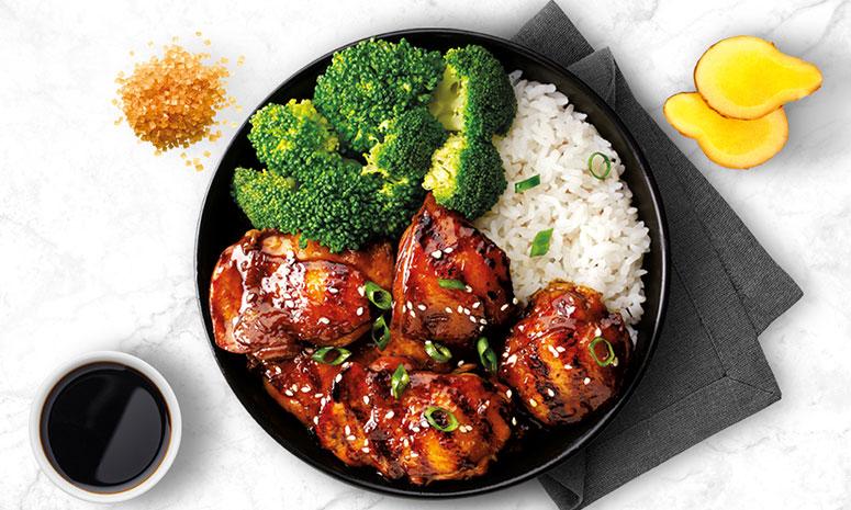 Quick N Easy Chicken Teriyaki Recipe