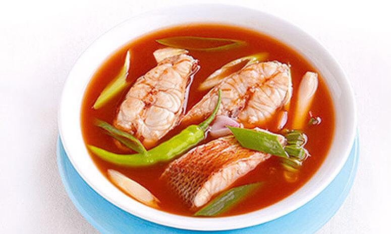 Red Fish Tola Recipe