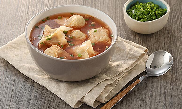 Red Pansit Molo Recipe