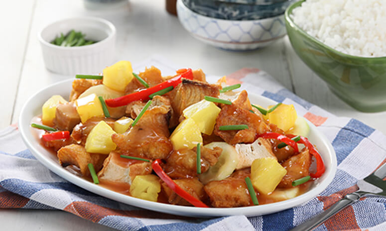 Sweet And Sour Tofu Fish Recipe