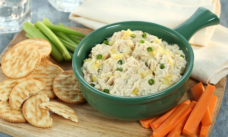 Tuna Yoghurt Spread Recipe